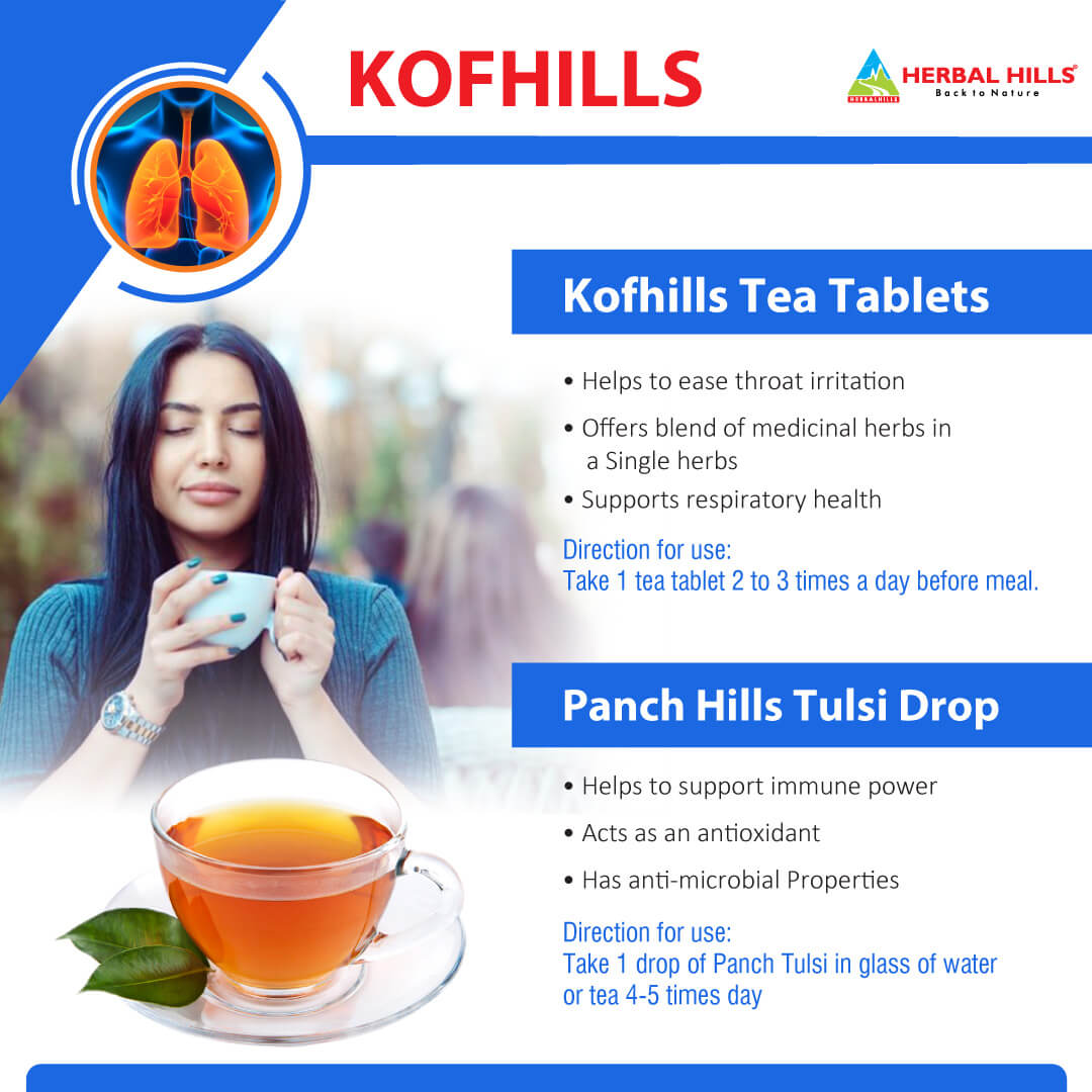 Cough& Cold Management – Kofhills
