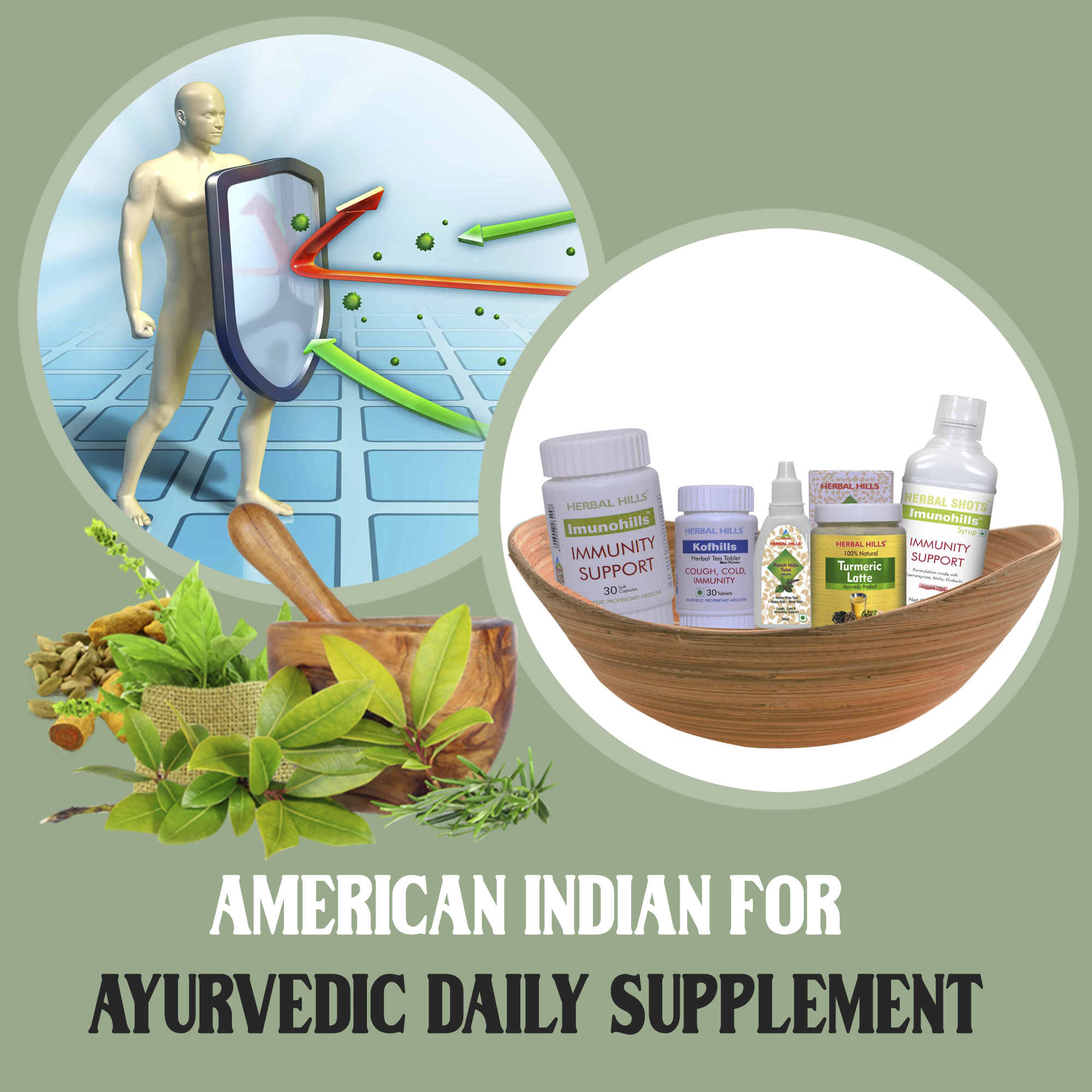 ayurvedic daily supplement